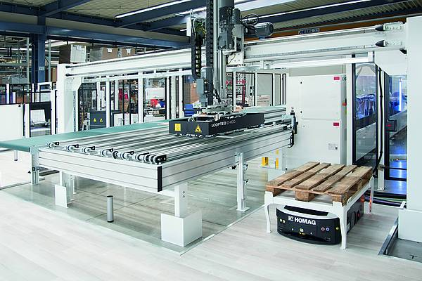 HOMAG opens door to digital furniture production